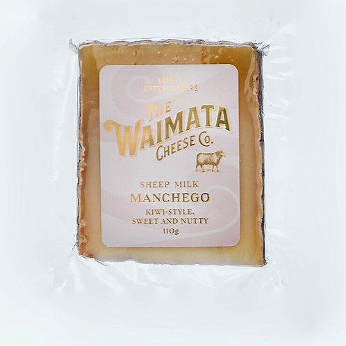 Waimata Sheep Milk Manchego