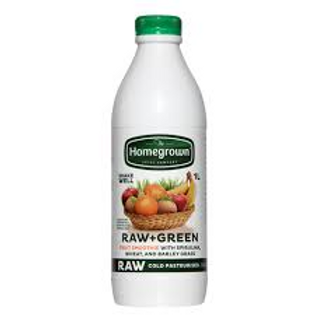 Homegrown Raw Fruit Smoothie 1L