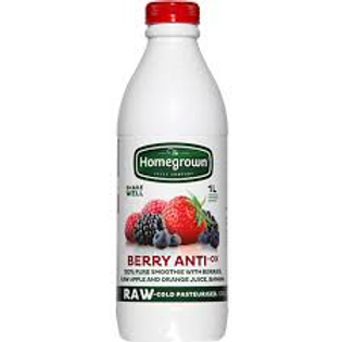 Homegrown Berry Anti-Ox Smoothie 1L
