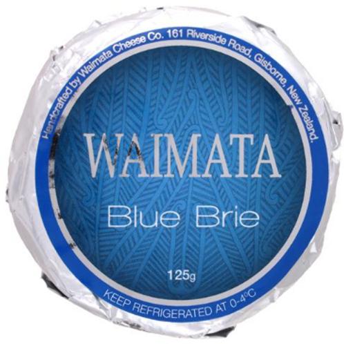 Waimata Blue Brie 125g