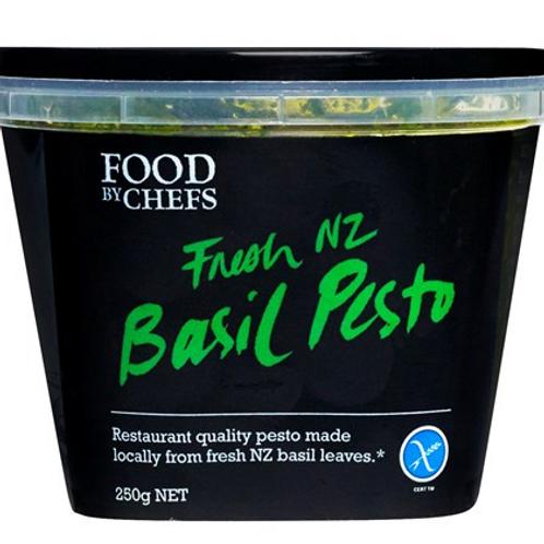 Food By Chefs Basil Pesto