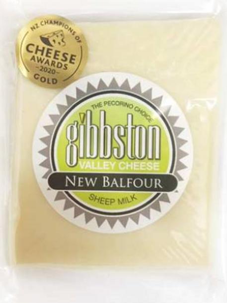 Gibbston Valley Cheese Balfour Pecorino