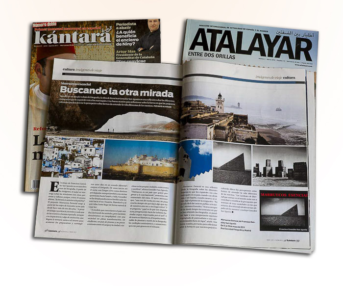 Kantara and Atalayar magazines