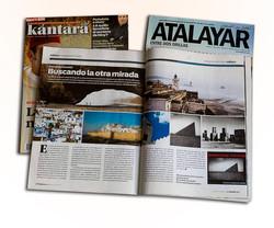Revistas Kantara y Atalayar