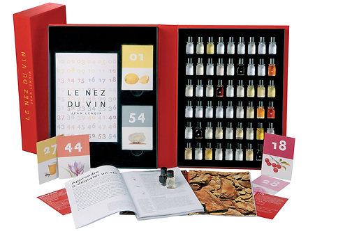 Le Nez du Vin 54 aroma kit