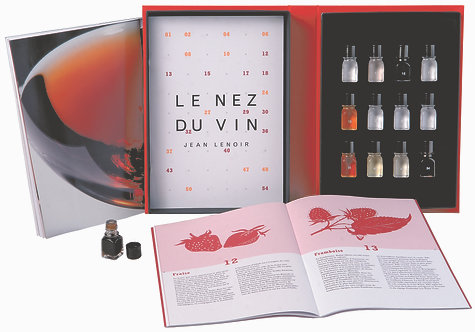 Le Nez du Vin 【Red Wine 12 aromas】