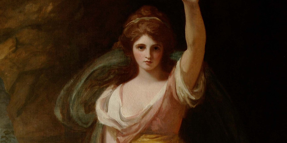 Women of Power in Myth & Folklore