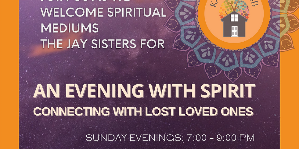 An Evening With Spirit