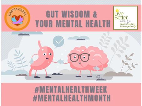 GUT WISDOM & MENTAL HEALTH