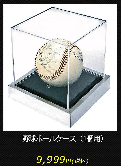 野球ボールケース(1個用)