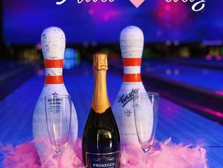 Alla hjärtans dag på C4 Bowling!