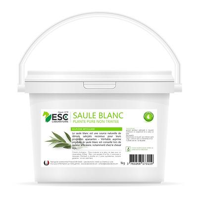 Saule Blanc – Souplesse articulaire cheval - ESC Laboratoire