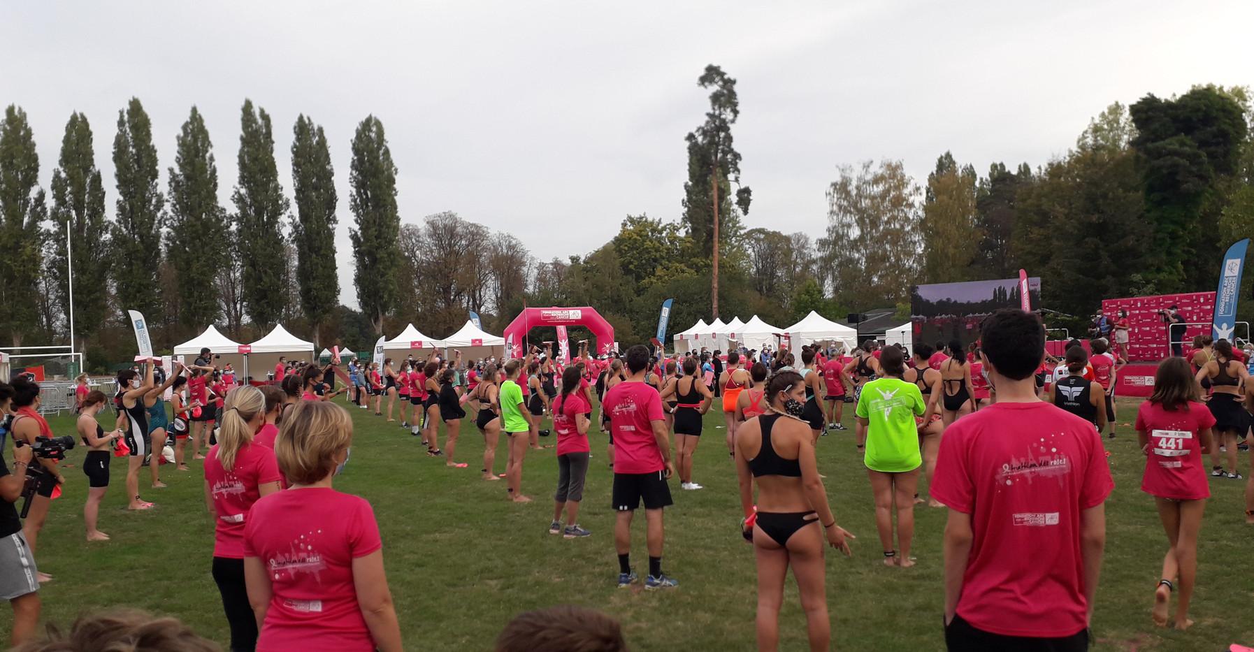 Triathlon des Roses le 19 septembre