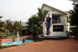 Photomontage Kigali Genocide MemorialBD