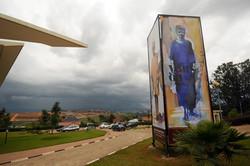 Accrochage Kigali 13