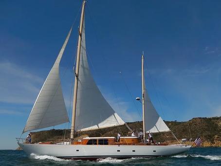 Tatoosh: Peter Fonda's Legacy Yacht Sets Sail in San Diego
