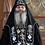 Thumbnail: Куколь схимнический древнерусский с белой вышивкой.