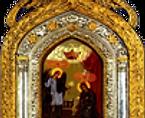 Икона Благовещения Пресвятой Богородицы.