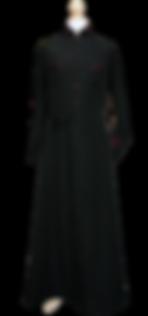 Болгарский подрясник с вышивкой