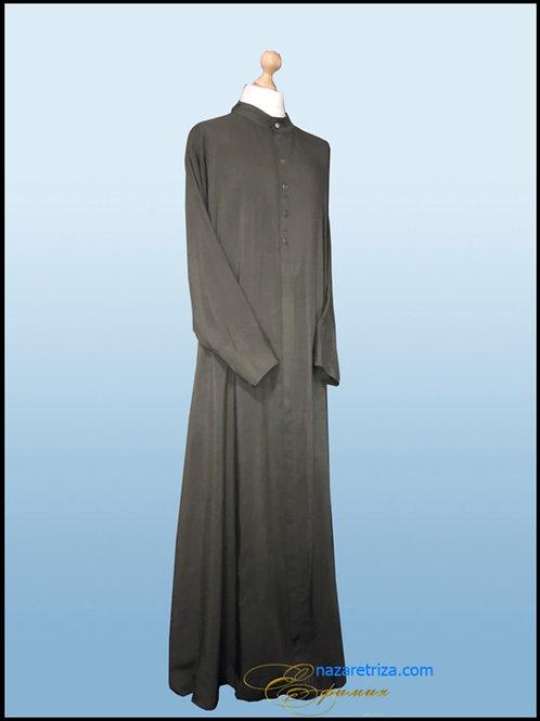 Рубашка мужская монашеская под подрясник. Материал штапель
