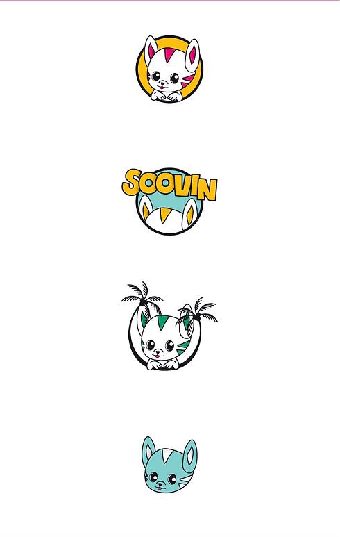 Soovin Branding Submarks