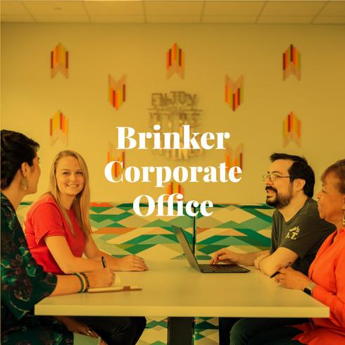 Environmental Branding for Brinker International