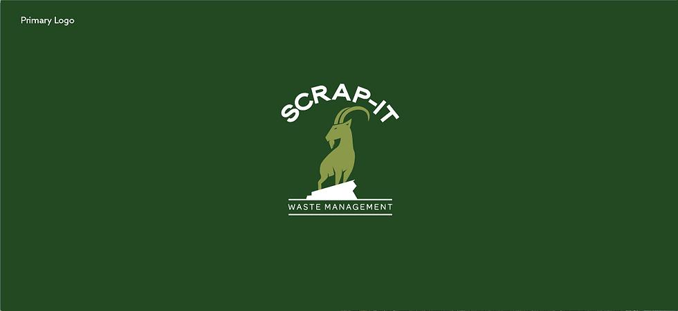 Scrap-It Waste Management Logo