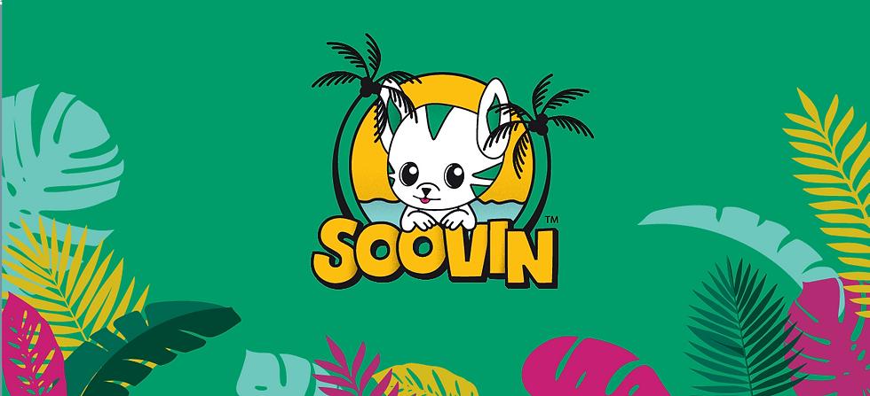 Soovin Children Character Logo