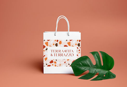 Boutique Shopping Bag Design