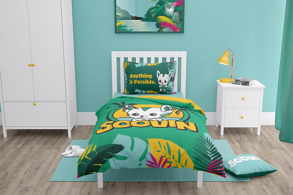 Soovin Children's Bedding Design