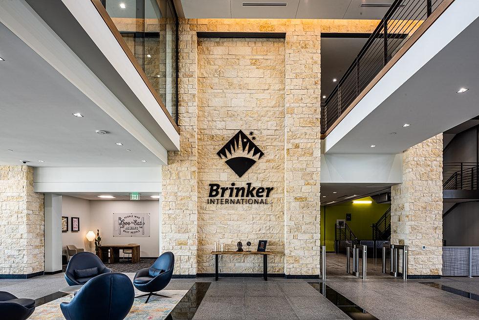 Brinker International Lobby