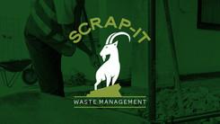 Scrap-It Waste Management Branding
