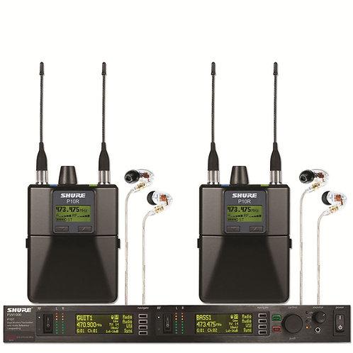 Sistema Inalámbrico Serie PSM 1000