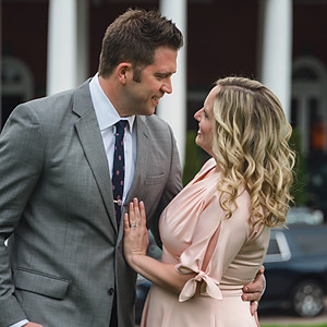 Brad and Lauren Wolfe