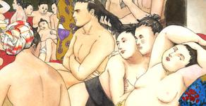 舞台「両国花錦闘士」のヴイジュアル、ついに解禁!!  & OGDOAD「両国花錦闘士」のページ公開のお知らせ!!