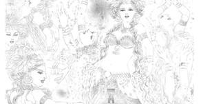 満ちてゆく女神たち!「イナンナ」       下弦の巻、電子版配信中!