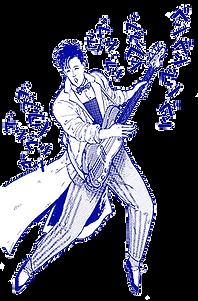 岡野玲子,Reiko Okano,najanaja,OGDOAD,ファンシイダンス,Fancy Dance