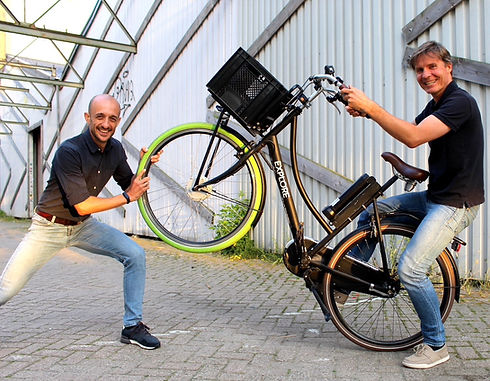 Over ons HeyFiets