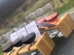 wine selection tasting