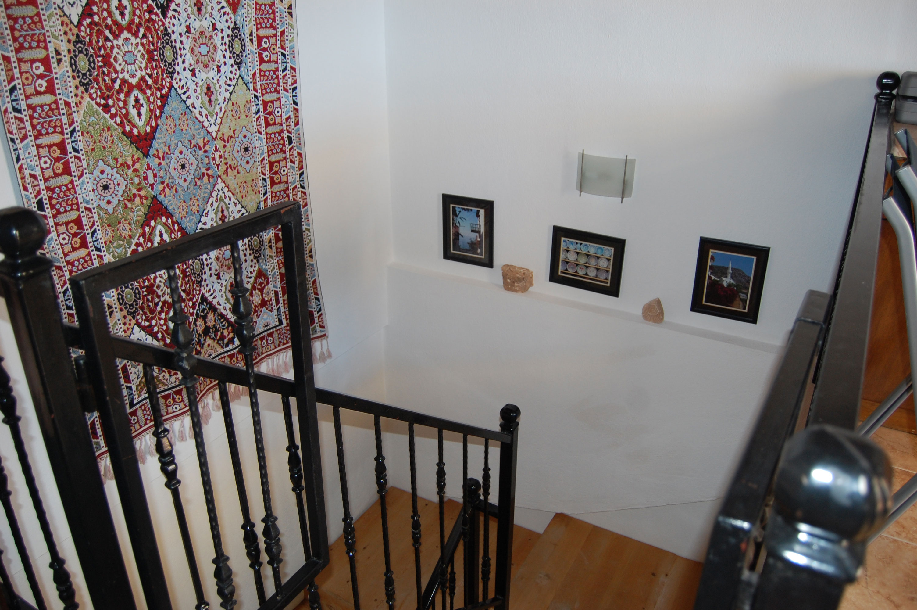 Stairs top