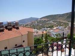 Balcony bedroom 1