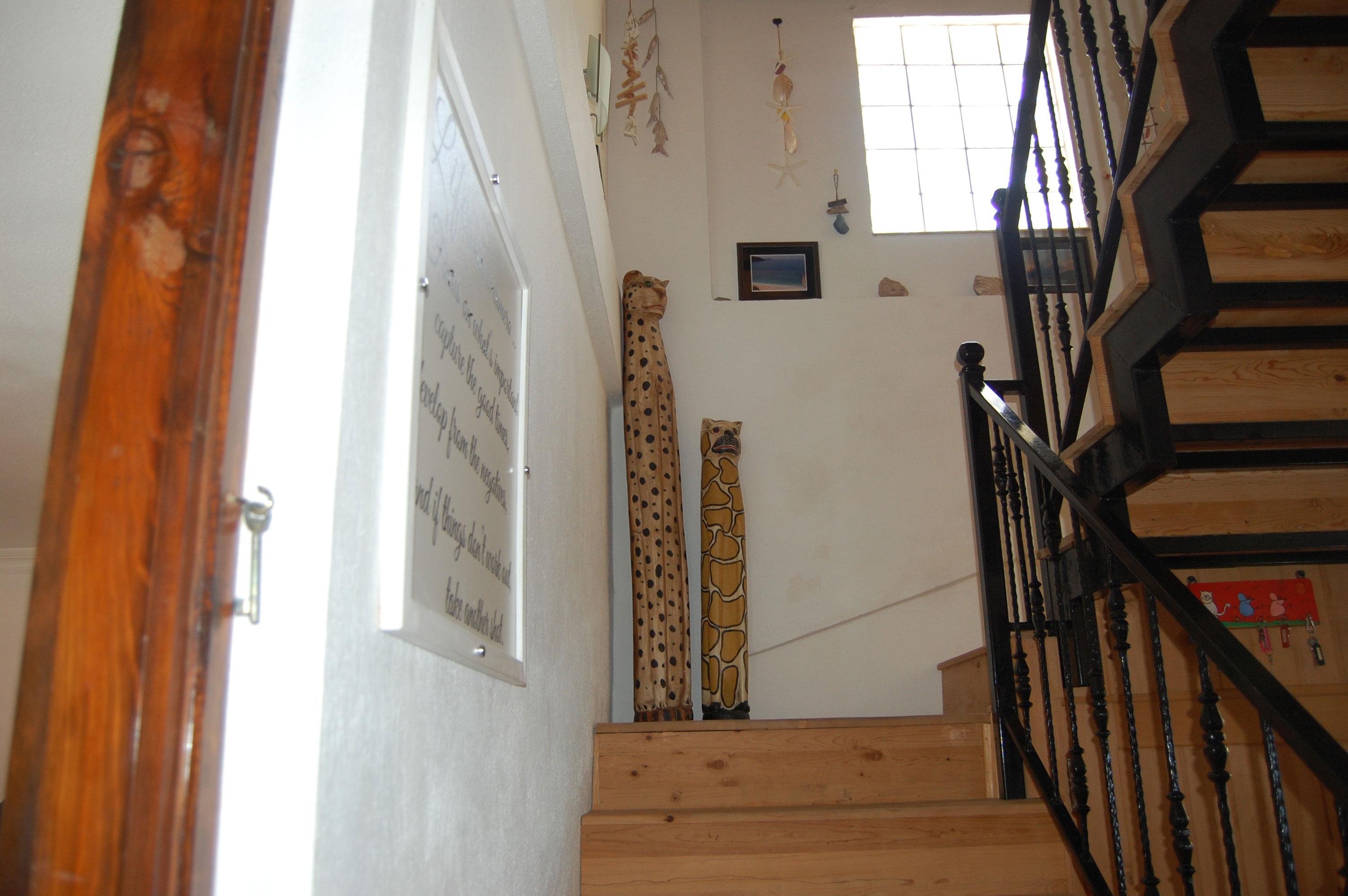 Stairs - bottom
