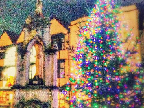Christmas Time, Wells, Somerset