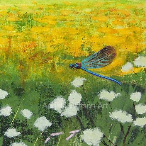 Dragonfly Glastonbury