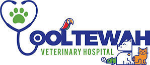 Ooltewah Veterinary Hospital Logo Full C