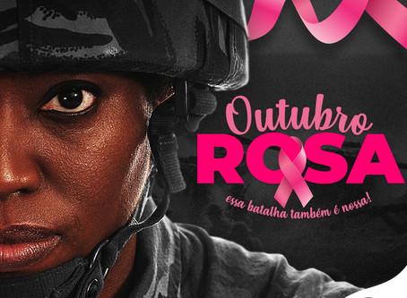 Outubro Rosa na Falcon Armas