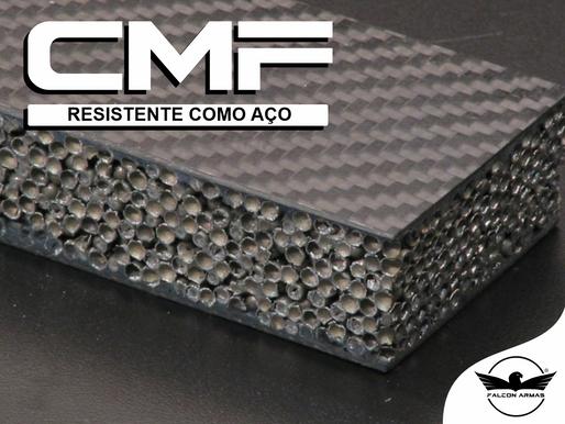 CMF: Resistente como aço.
