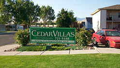 Cedar Villas Amenities