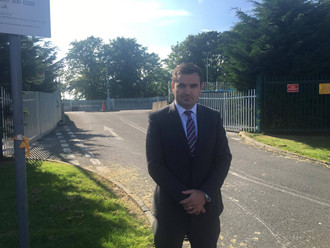 Gavin Newlands MP demands public are involved in amenity site review