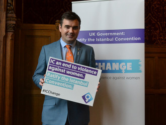 Gavin Newlands MP Welcomes New Powers to Tackle Domestic Abuse